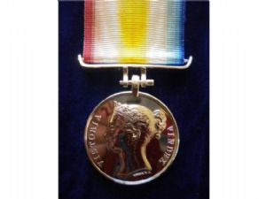 CANDAHAR MEDAL 1842 FULL SIZE REPLACEMENT COPY